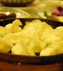 一篓油水饺加盟