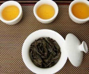 喝岩茶讲文化