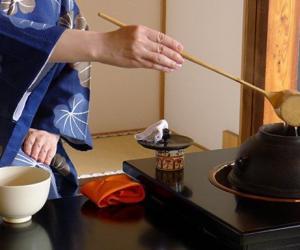 日本茶道之形成