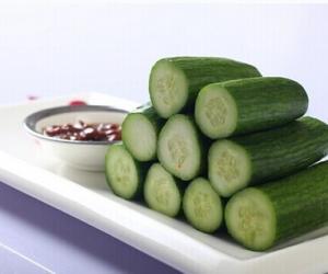 夏天黄瓜的最佳拍档呢