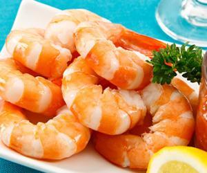简单几步做出美味清蒸虾