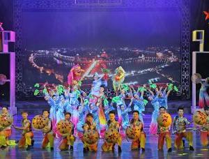 客家文化艺术展演昨晚在亮胜艺术中心举行