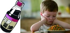 儿童酱油既不营养也不低盐