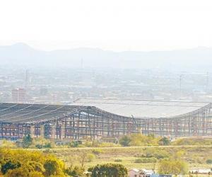 长沙国际会展中心 总投资57.8亿明年竣工