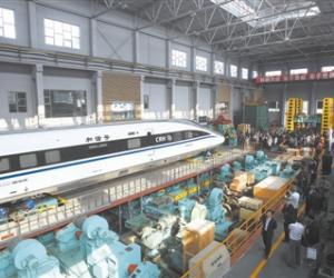 三方合作 成都将建轨道交通产业技术研究院