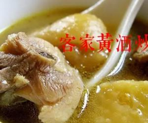 广东月子酒煮鸡秘籍首度公开