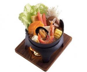 肯德基在香港推出两款日式火锅