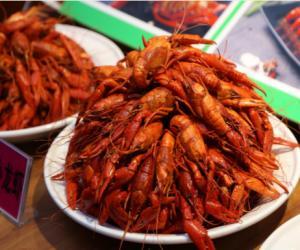 蟹老宋第二届生态小龙虾美食节开幕