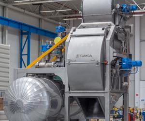 陶朗集团(TOMRA)交付全球产能最大蒸汽去皮机