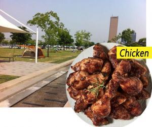 烤鸡烤肉炒年糕 来韩国必吃的3大美食
