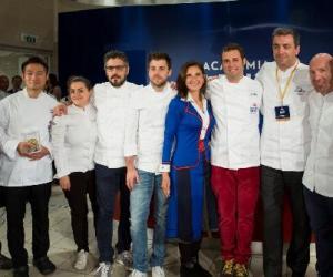 中国年轻主厨李阳成功挺进百味来意面世界锦标赛半决赛