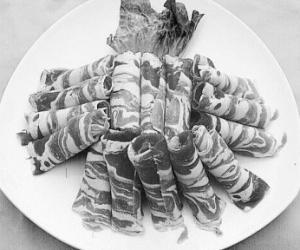 进补需吃肉 南北各不同