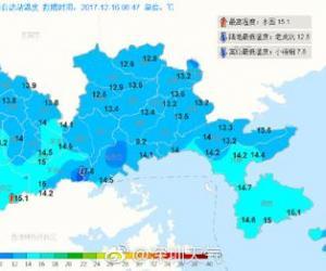 大风寒冷双预警!深圳下半年最强冷空气杀到 最低8°C