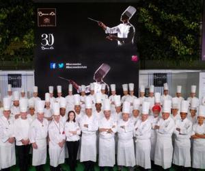 12个参赛国入围博古斯世界烹饪大赛亚太区选拔赛