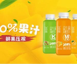 营销3.0时代,艾尔牧益生菌发酵果汁品类聚焦新升级
