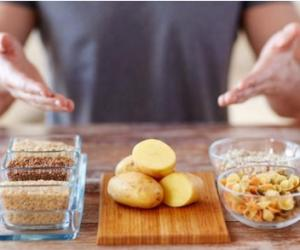 高手教你减肥:吃对主食也能瘦!