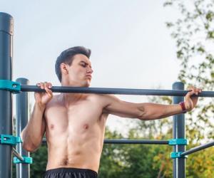引体向上能瘦哪里?如何发力效果更好?
