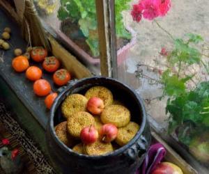 神池的水,神池的胡麻油,才有神池月饼香
