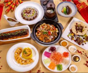 华邑酒店及度假村发布2019年味菜单 以味蕾温暖中国团圆年