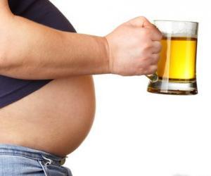 喝啤酒容易长胖?热量有多高?