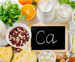 骨头汤并不补钙,真正补钙的食物有4种