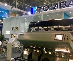 陶朗发布TOMRA 3C NIR技术 解决坚果籽仁杂质分选难题