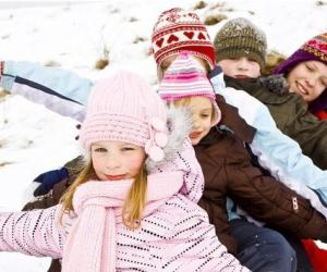 学会4招防寒保暖预防疾病