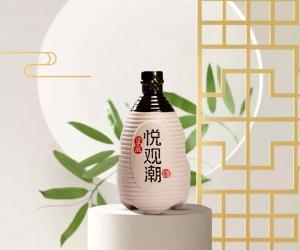 悦观潮品牌创始人钟强表示中国黄酒文化走向世界