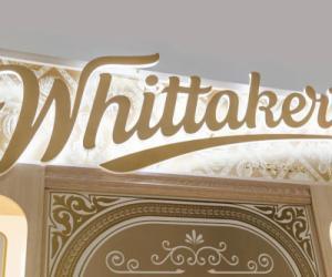 跨界合作,双11狂欢——百年巧克力品牌惠特克焕发营销活力