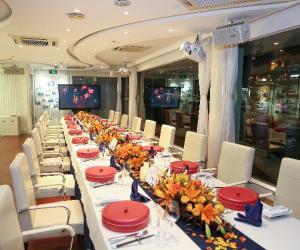 诺莱仕游艇会2020蟹宴:初冬,在餐桌上延续秋的韵律