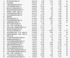 2020年中国连锁百强榜单出炉